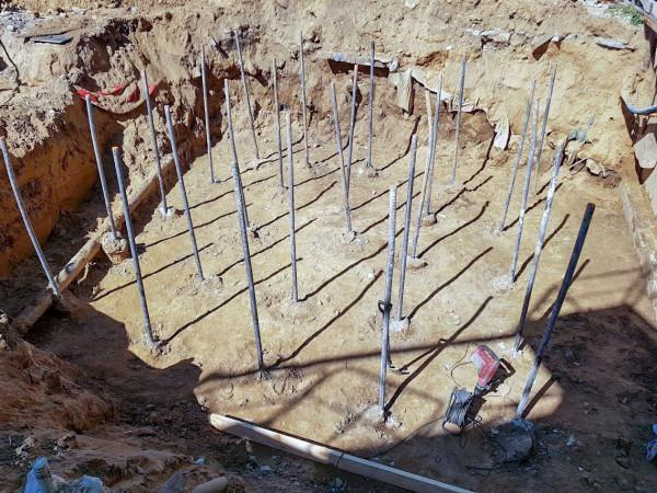 budowa fundamentów