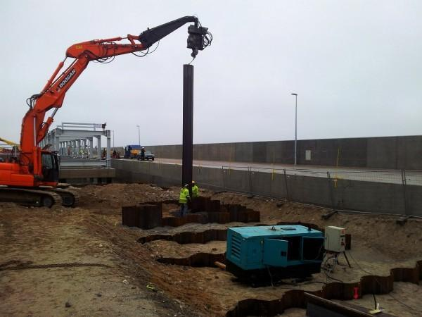 budowa drogi dojazdowej