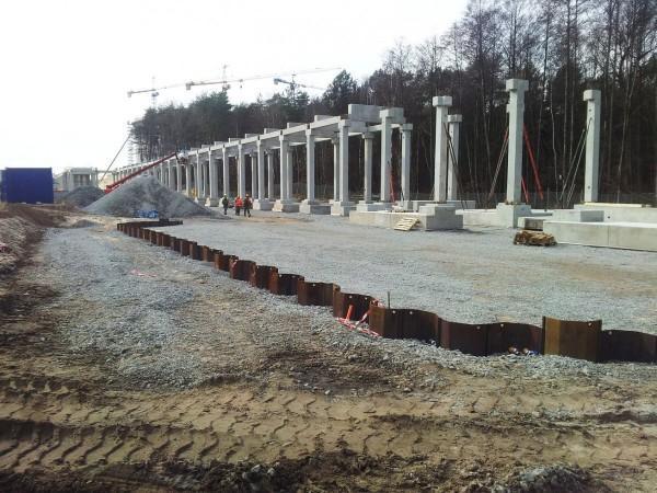 korki betonowe