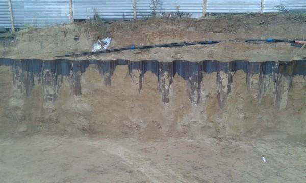 przygotowanie wykopu pod fundamenty