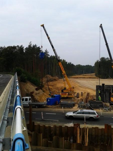 budowa wiaduktu