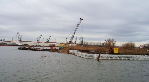 prace budowlane na barce