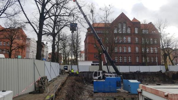prace budowlane w Gdańsku