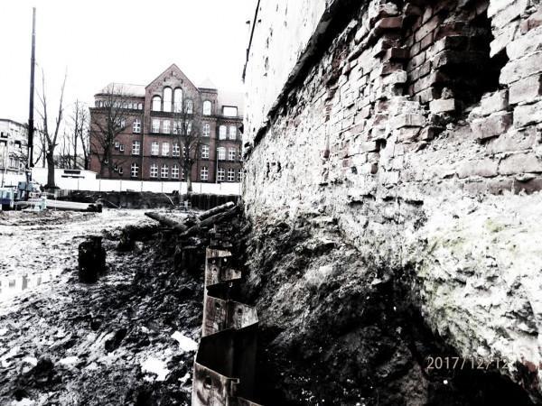 Zabezpieczenie wykopu Gdańsk